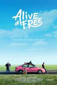 Poster for Alive and Free