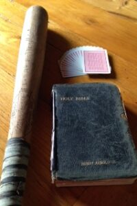 Baseball, Bible, and Betting