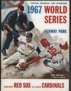 1967 World Series Program