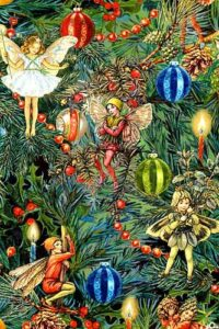 The Christmas Tree Fairies