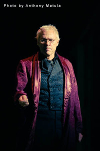 Chip Arnold as Ebenezer Scrooge