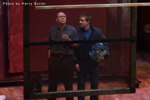 Benjamin Reed as Ken and Chip Arnold as Mark Rothko